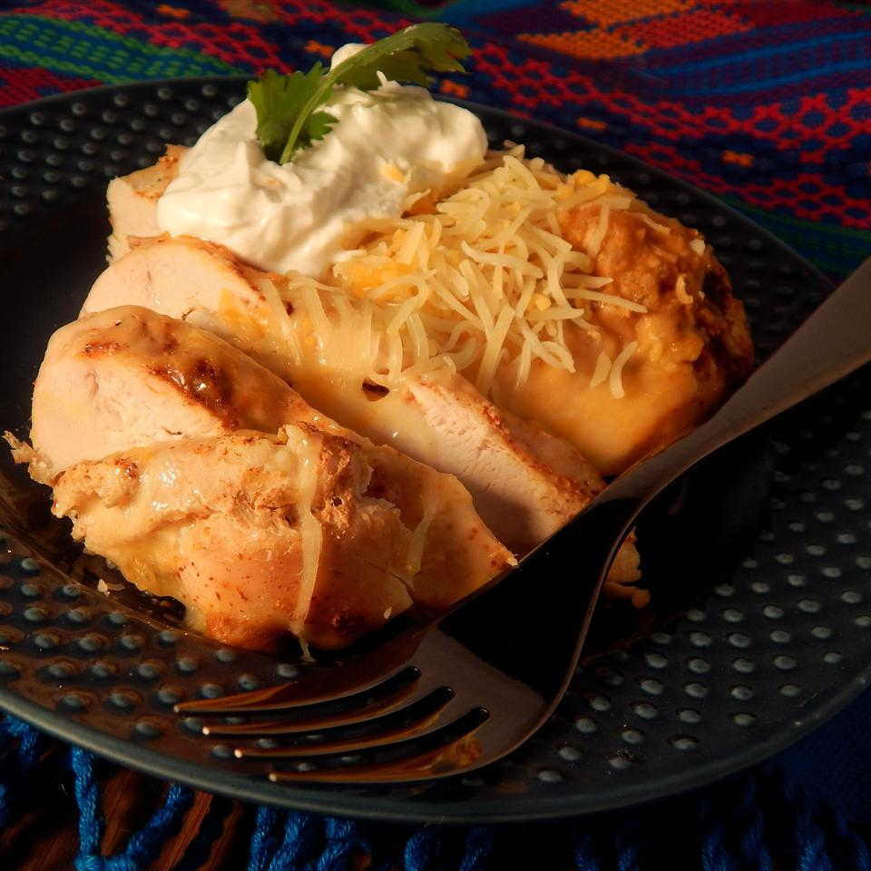 Tequila-Lime Chicken JLREED