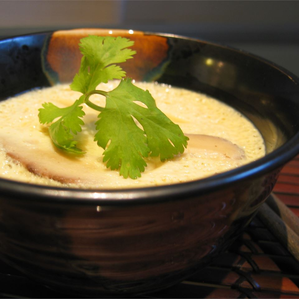 Steamed Egg (Chawan Mushi)