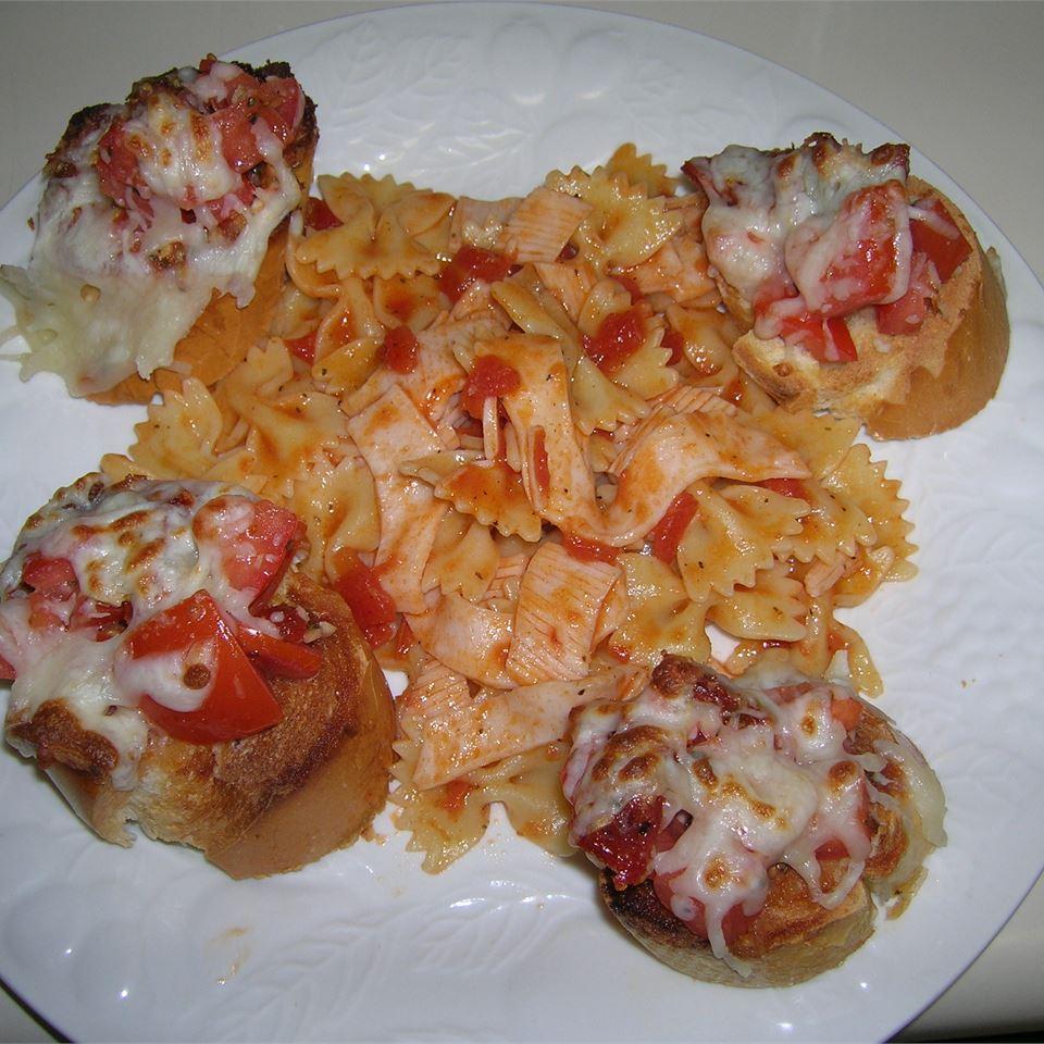 Spicy Crab Pasta Recipe