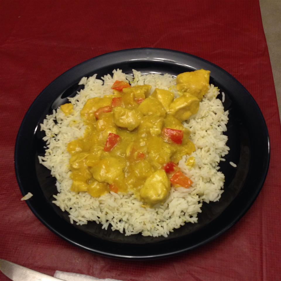 Maple-Curry Chicken Jennifer Dickson