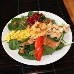 BBQ Chicken Salad sanzoe