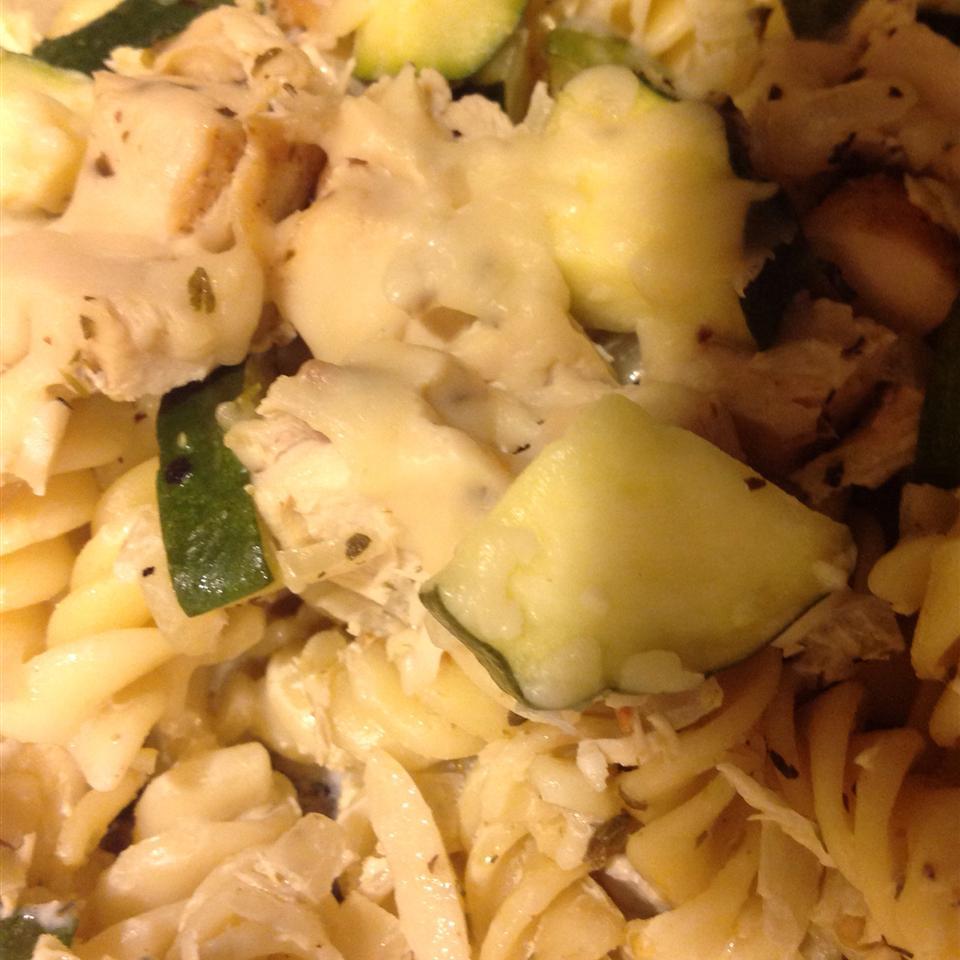 Zucchini Pasta II Chmeliar