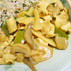 Ken's Spicy Curry Chicken