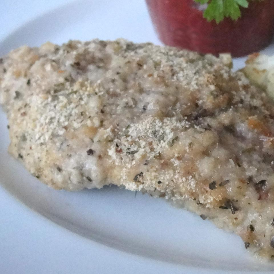 Simply Parmesan Chicken Rock_lobster