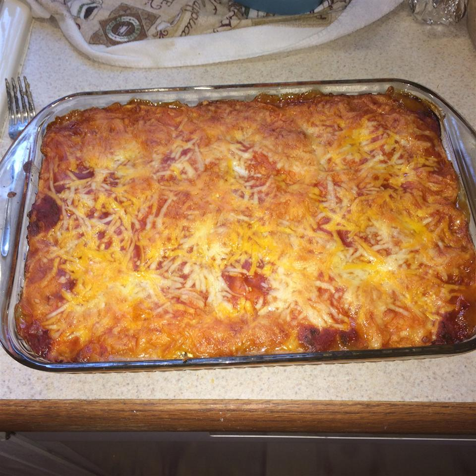 Cottage Cheese Chicken Enchiladas Nancy Roy