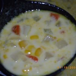 Depression Era Corn Chowder