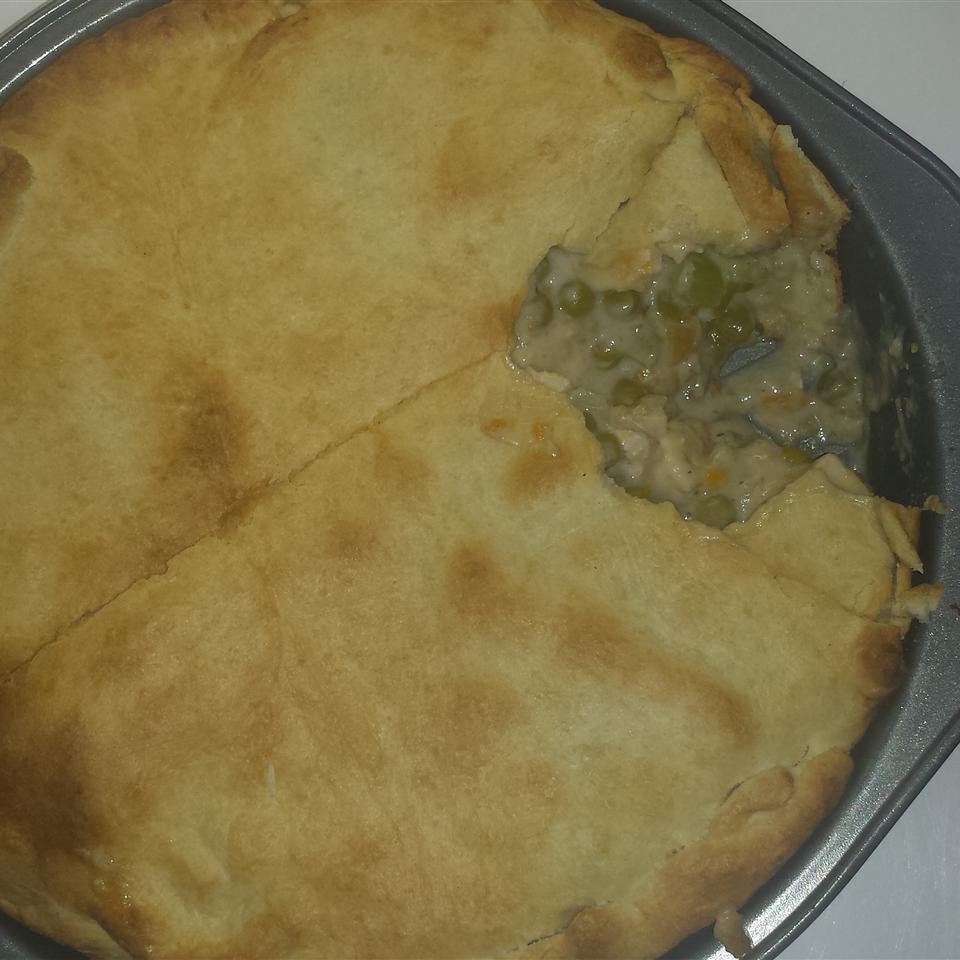 Gram's Chicken Pot Pie