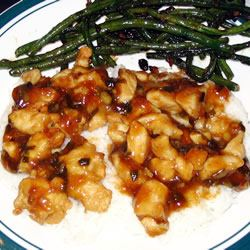 General Tsao's Chicken