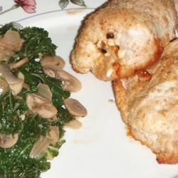 Feta Chicken Tara