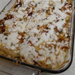 Bechamel Chicken Pasta