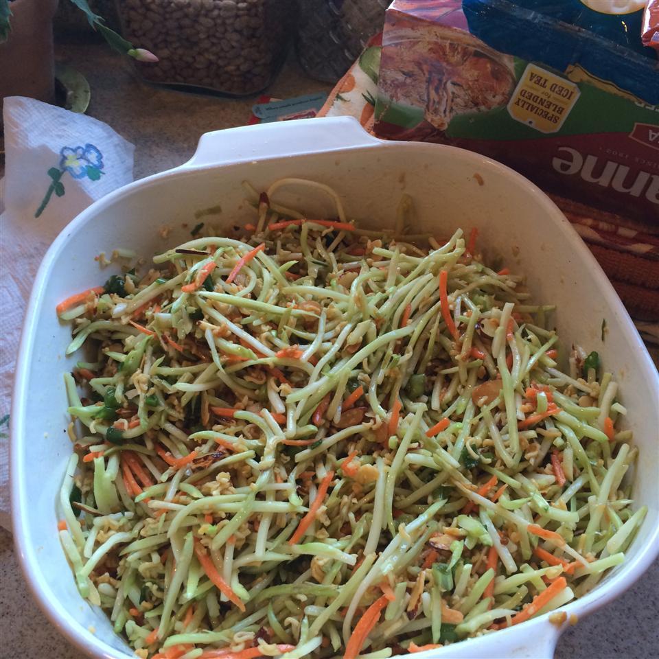 Chinese Broccoli Slaw