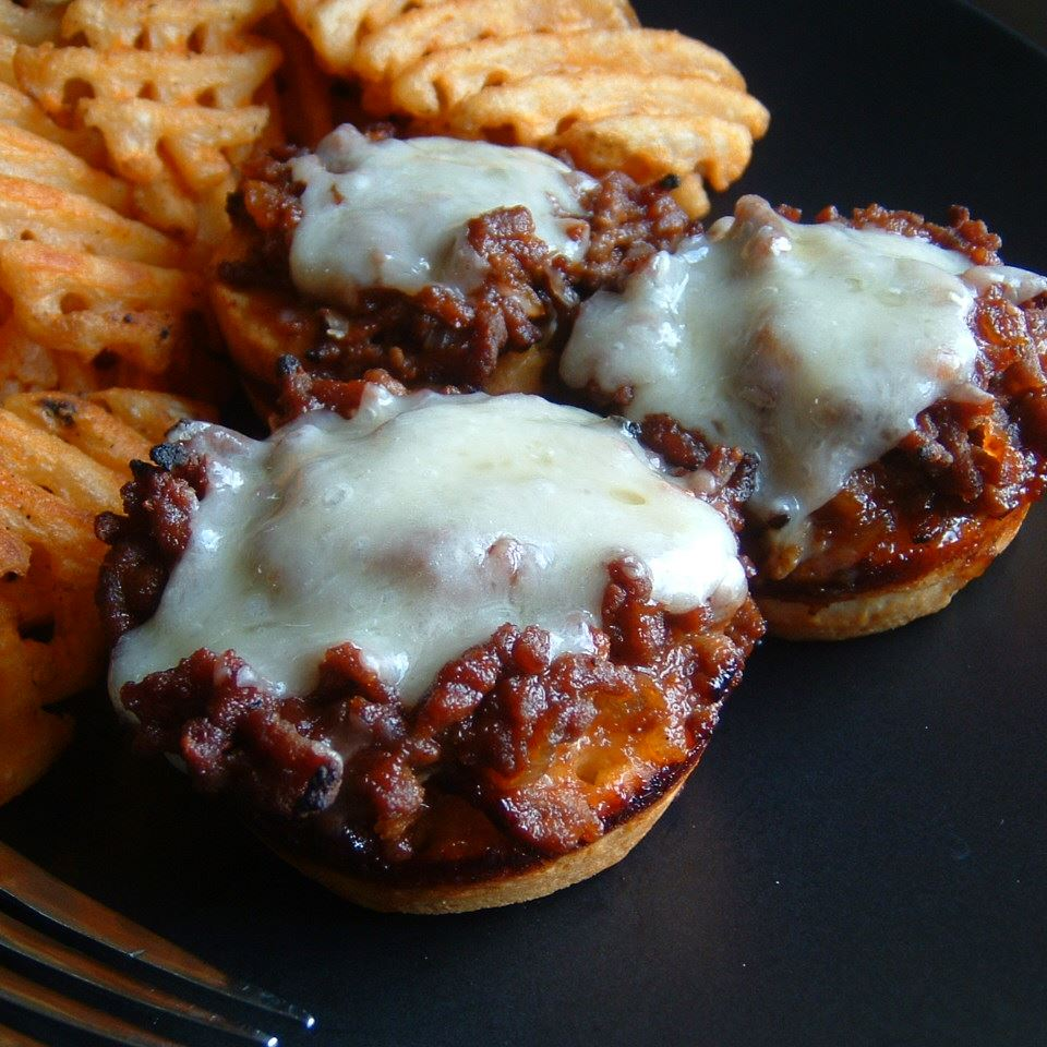 Barbecue Beef Cups image