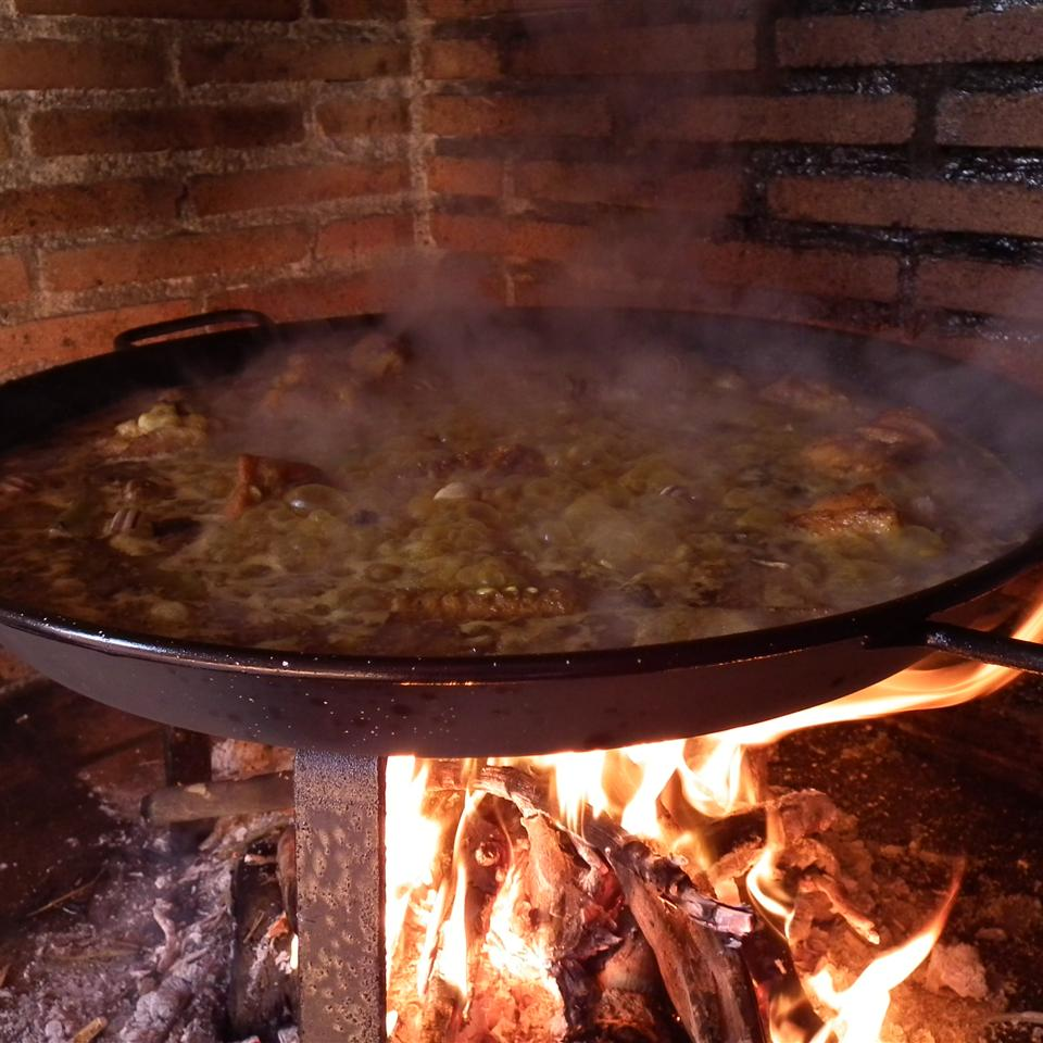 Authentic Paella don Paella