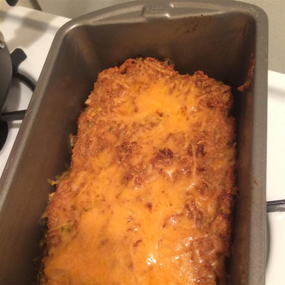 Zesty Chicken Meatloaf