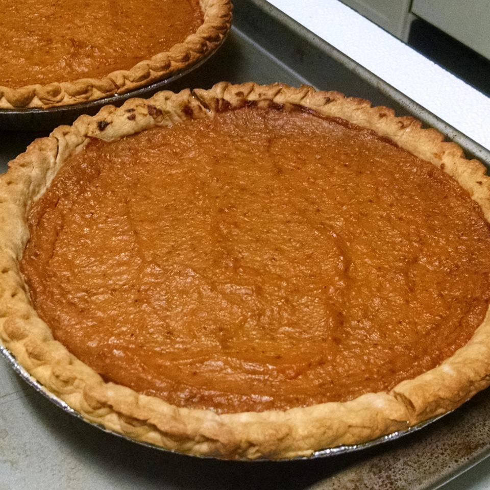 Mom's Sweet Potato Pie