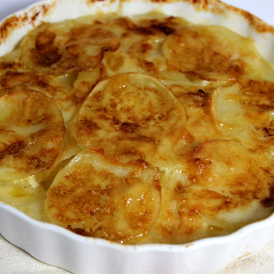 Gruyere Potato Gratin