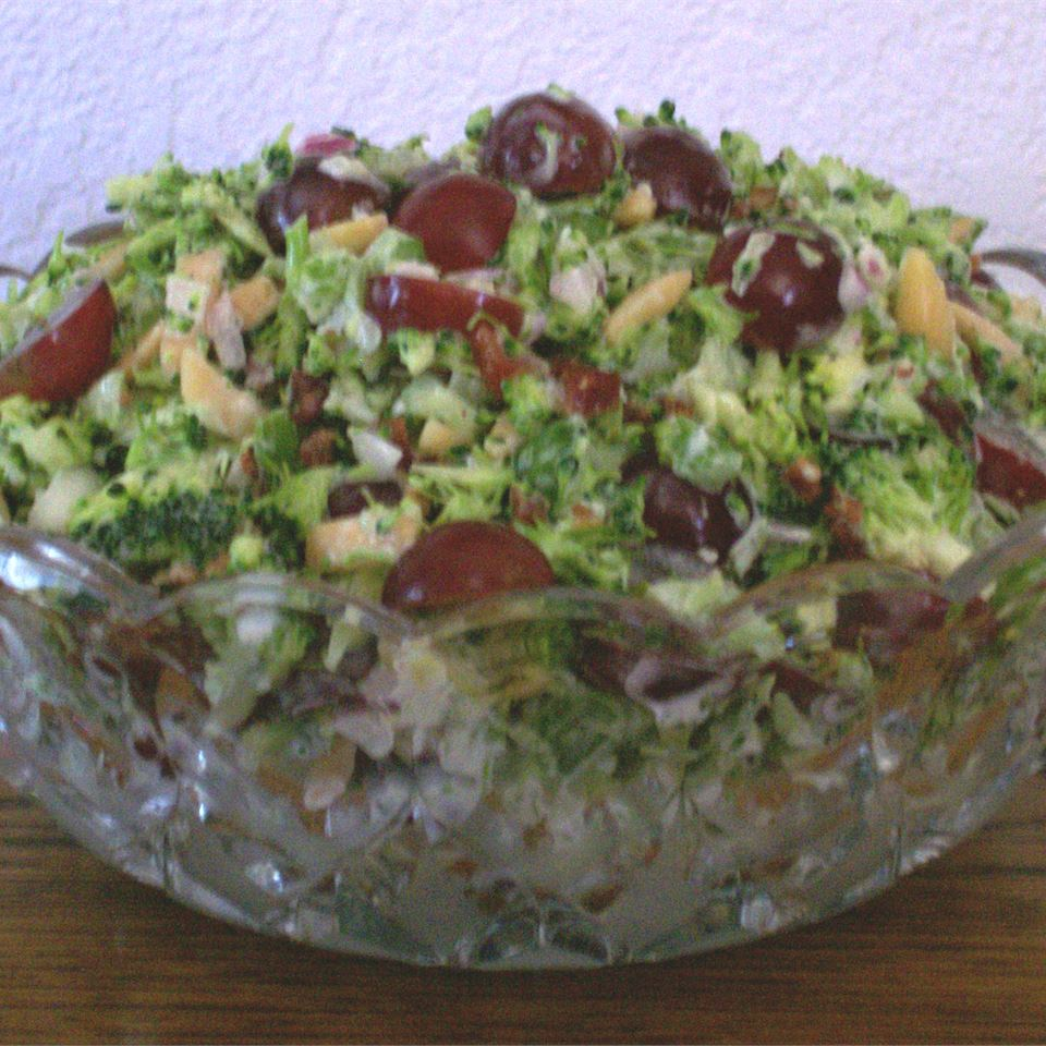 Red Broccoli Salad