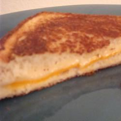 Cheesy Grilled Cheese House of Aqua