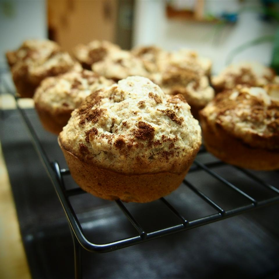 Easy Oatmeal Muffins_image