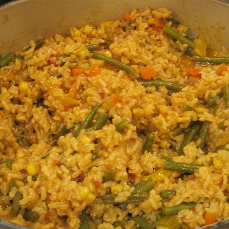 Awesome Rice Pilaf Jennifer Martin