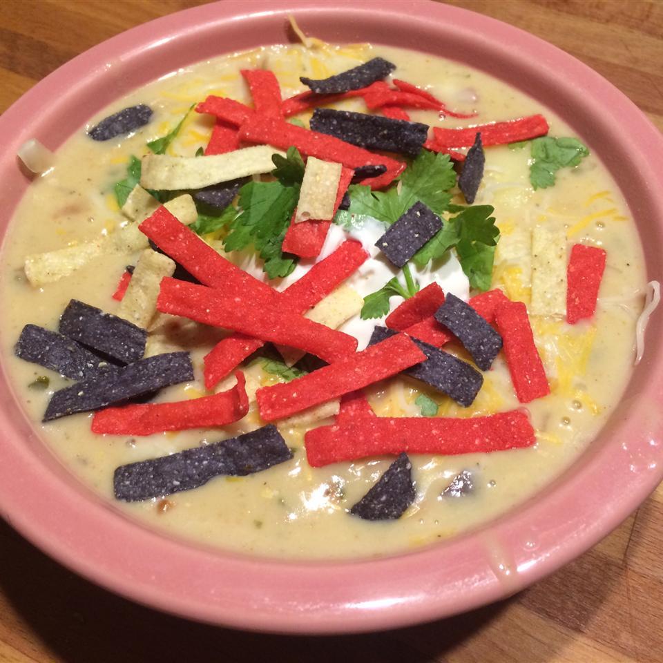 Chicken Tortilla Soup III Julie