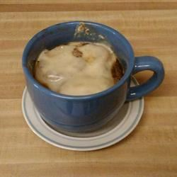Quickie French Onion Soup Colleen Hapchuck