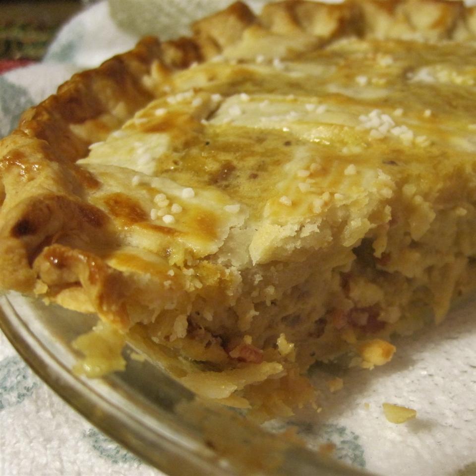 Tarte a l'Oignon (French Onion Pie)