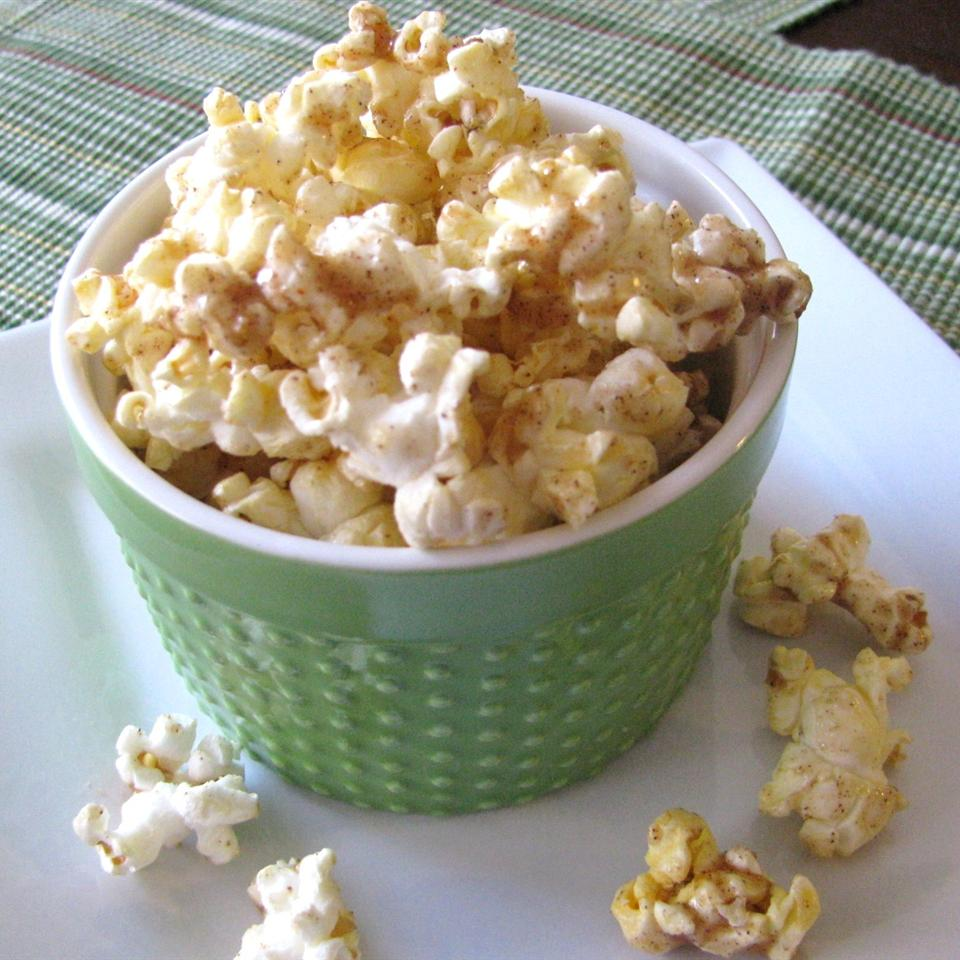 Sweet, Spicy, and Salty Popcorn