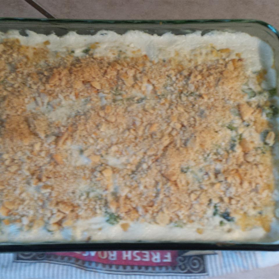 Creamy Broccoli Casserole Donna Bunn