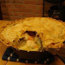 Chicken Pot Pie VII mikehattan