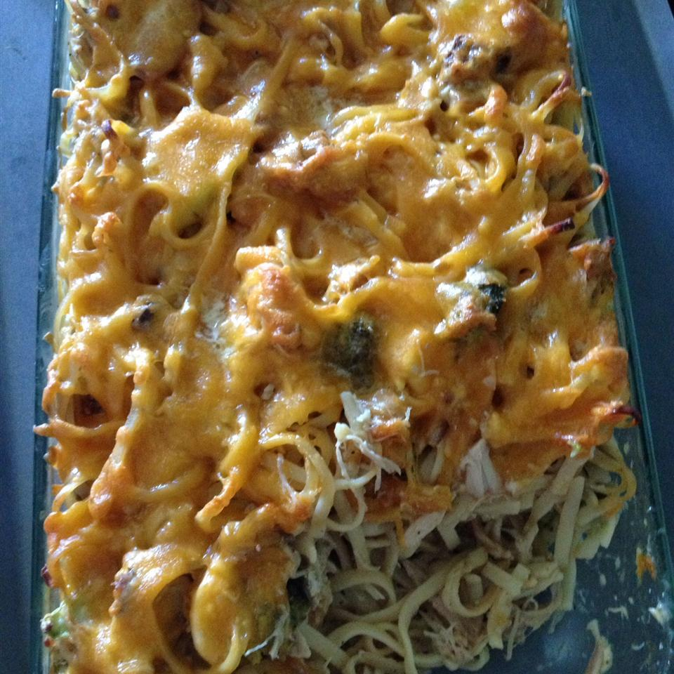 Chicken Tetrazzini for a Crowd Lois Shaw
