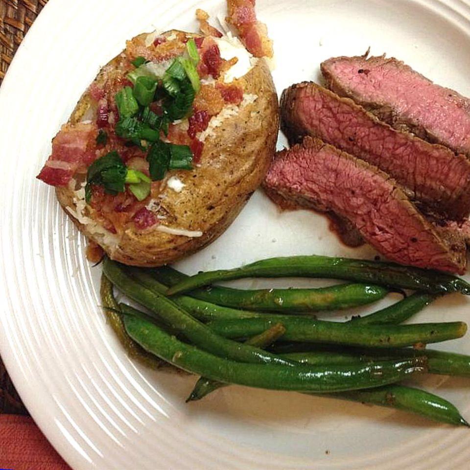 Marinated Flank Steak_image