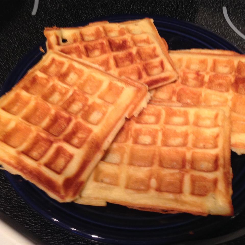 Buttermilk Prairie Waffles mareecee