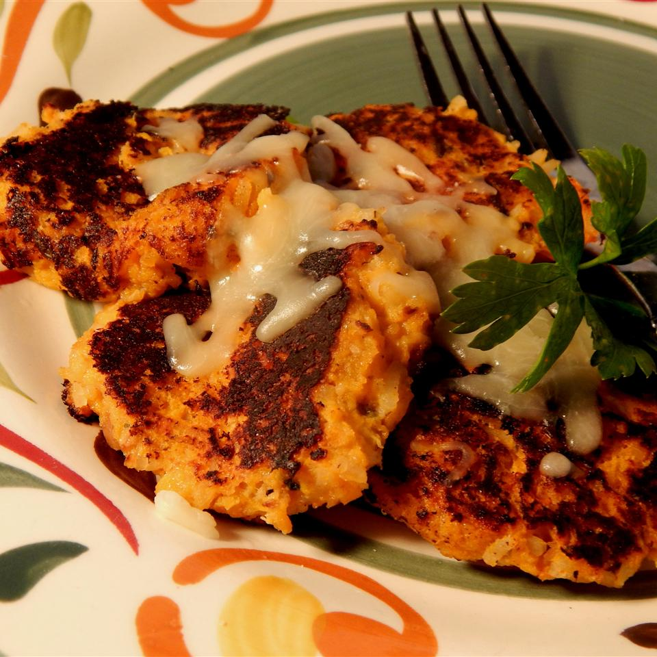 Butternut Squash Patties