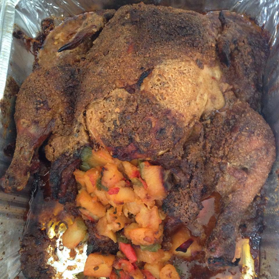 Crispy Roasted Chicken
