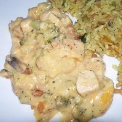 Quick Chicken Divan