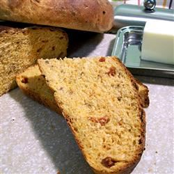 Greek Olive and Onion Bread image