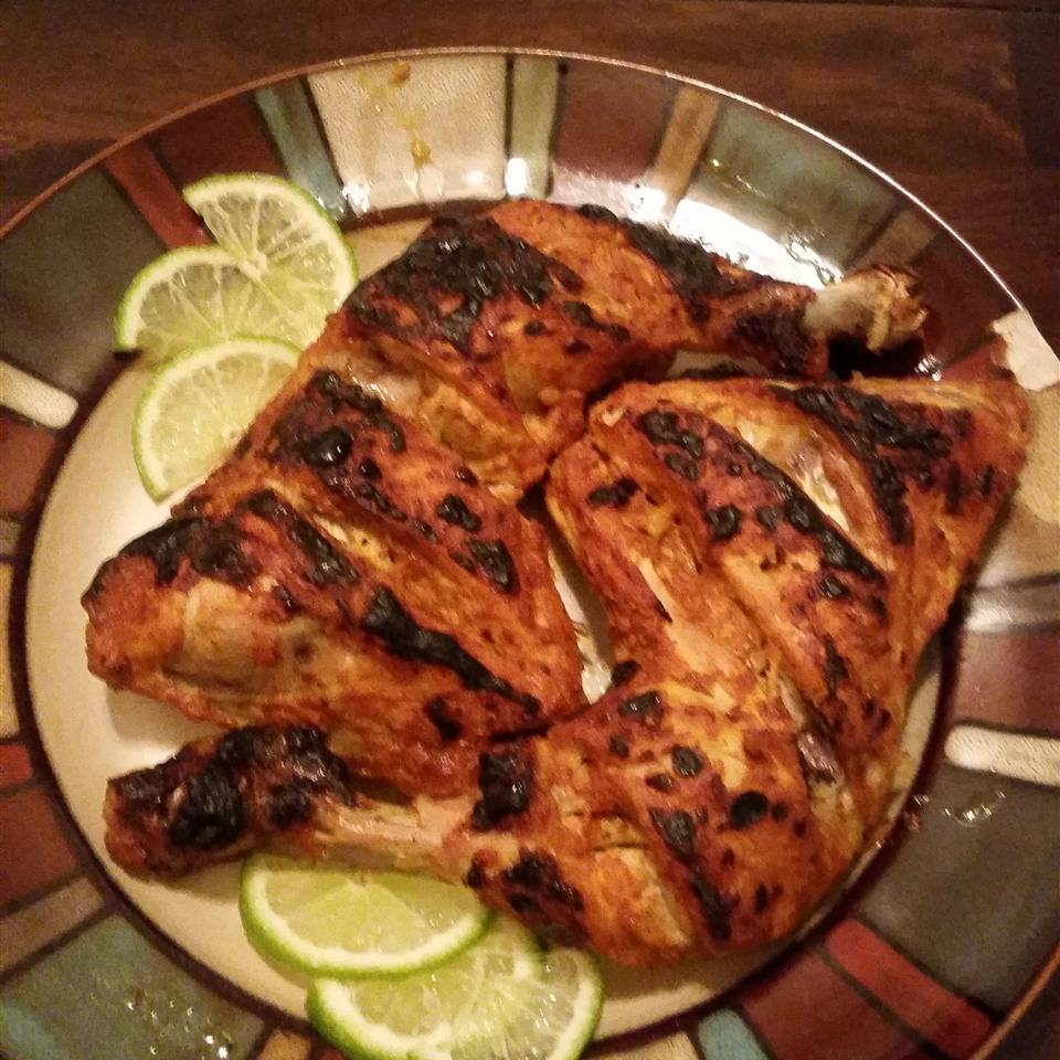 Grilled Chicken Thighs Tandoori bsmit239