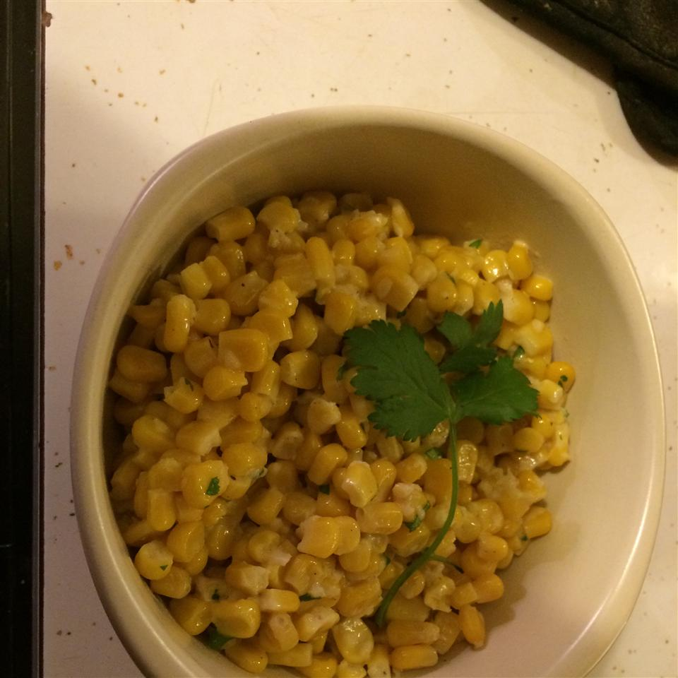 Mexican Street Vendor Style Corn Salad mike