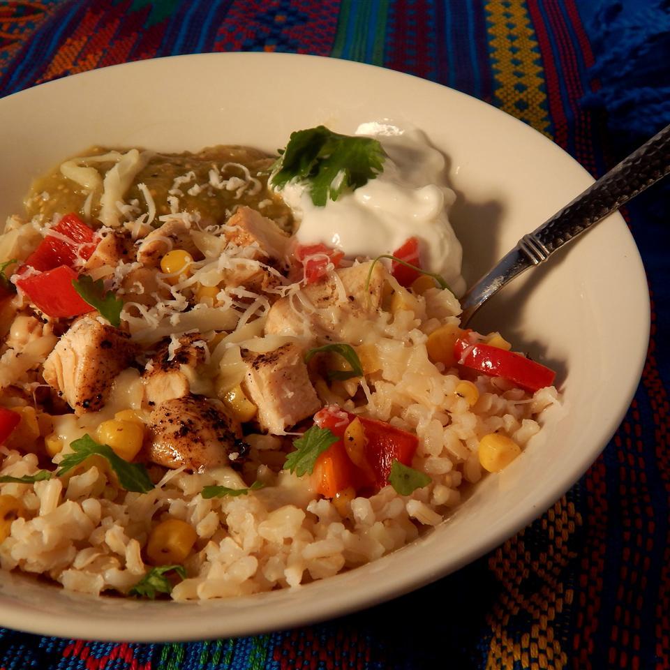 Baja-Style Chicken Bowl mlreffey
