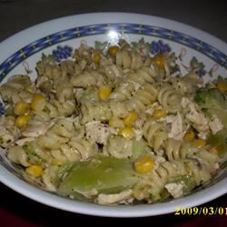 Easy Pasta Chicken