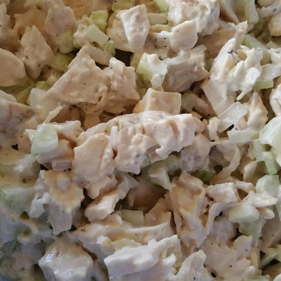 The Best Chicken Salad Ever Rich