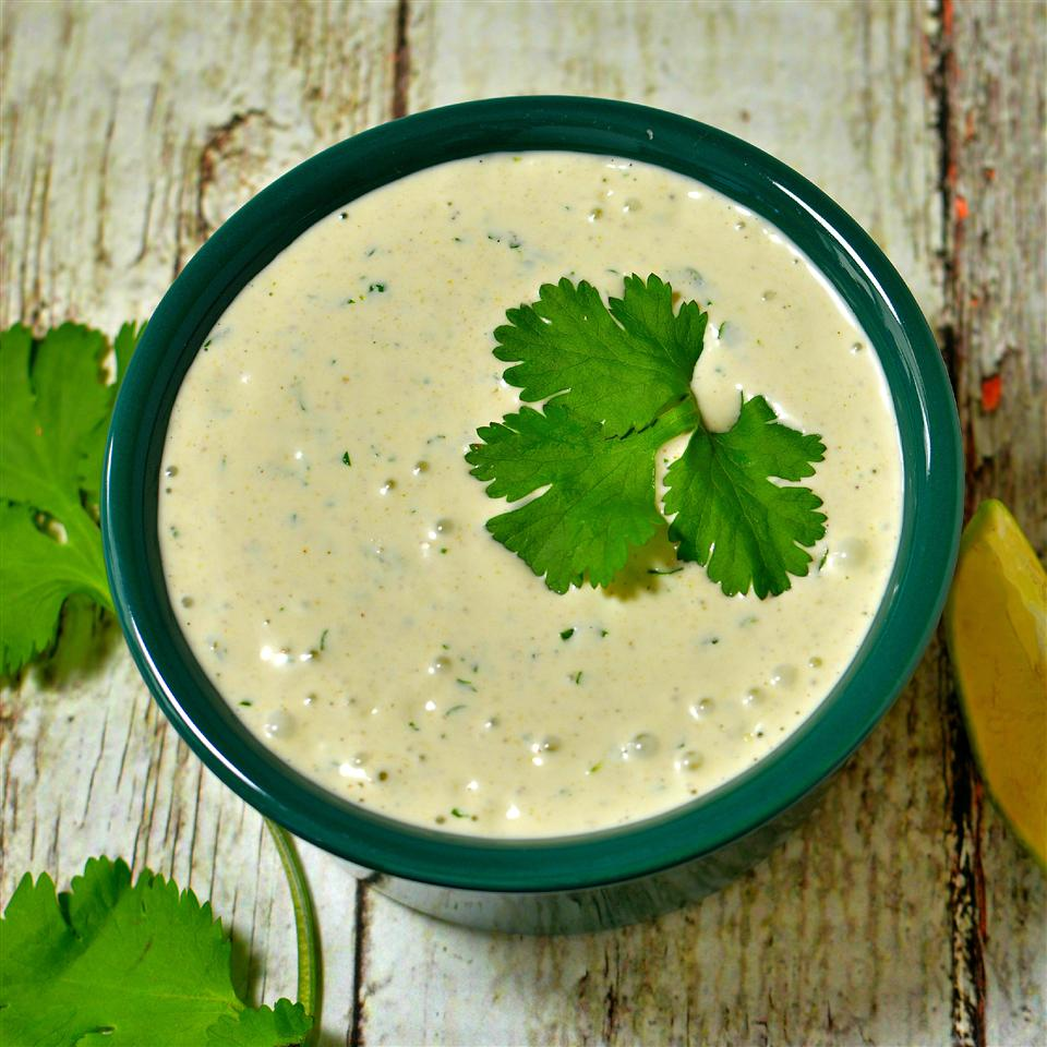 Lick-the-Spoon Cilantro Jalapeno Aioli