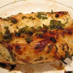 Orange Rosemary Chicken