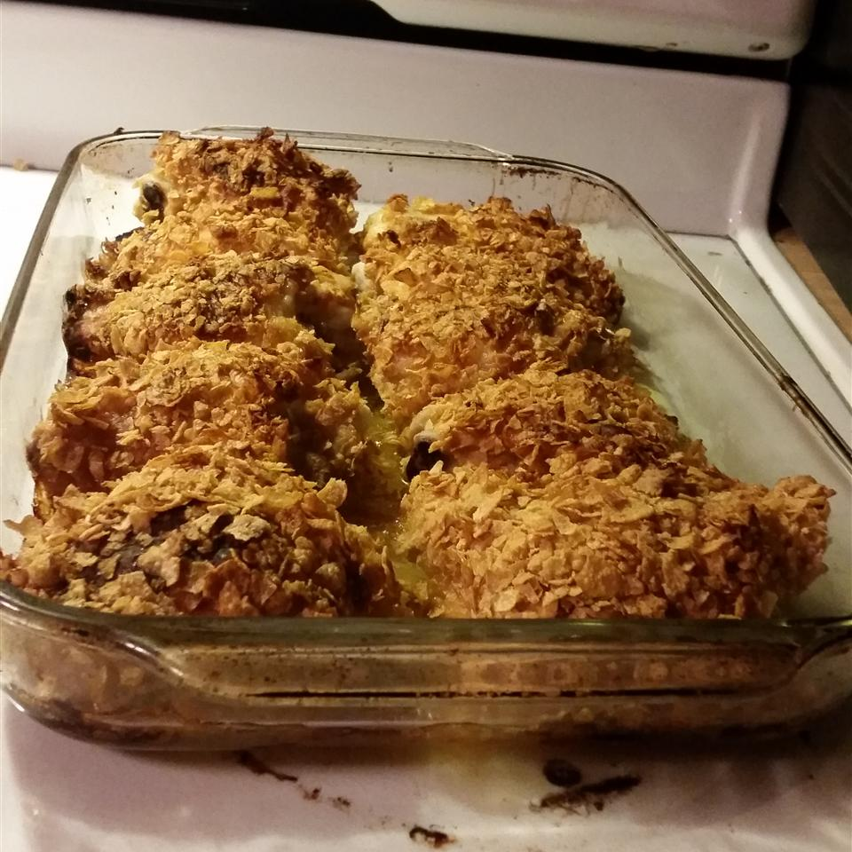 Honey Flaked Chicken Stacey