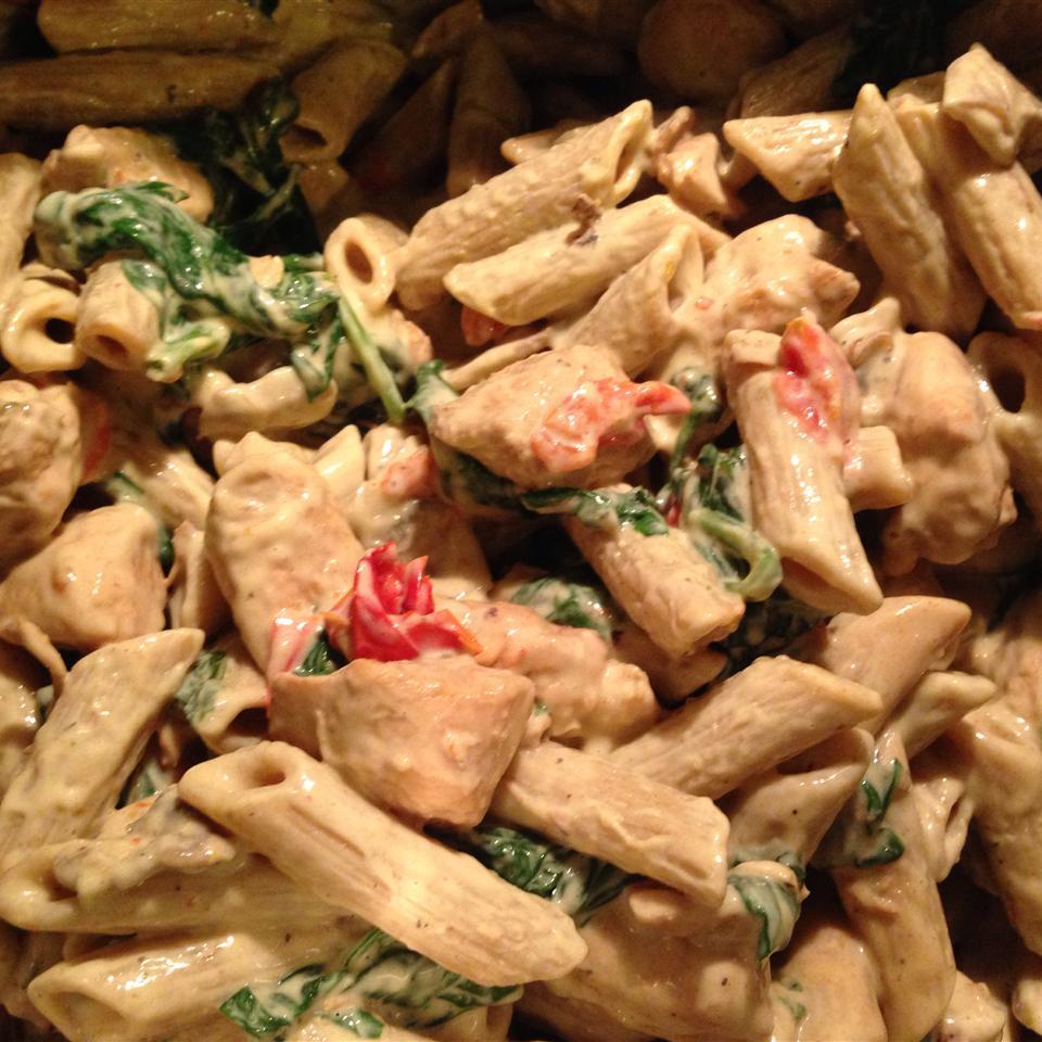 Pesto Chicken Florentine Erin Molina