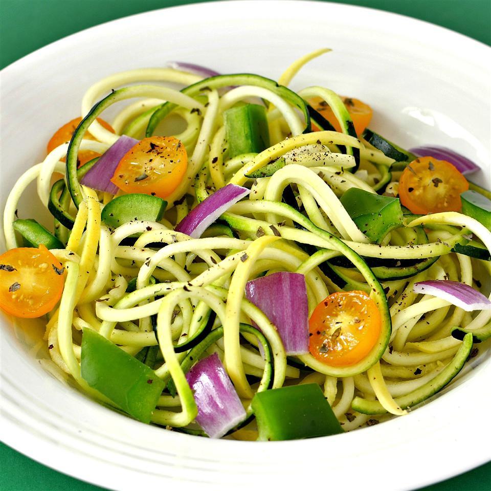Chilled Vegetable Salad