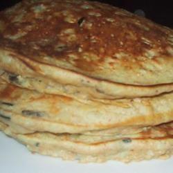 Wild Rice Pancakes sueb