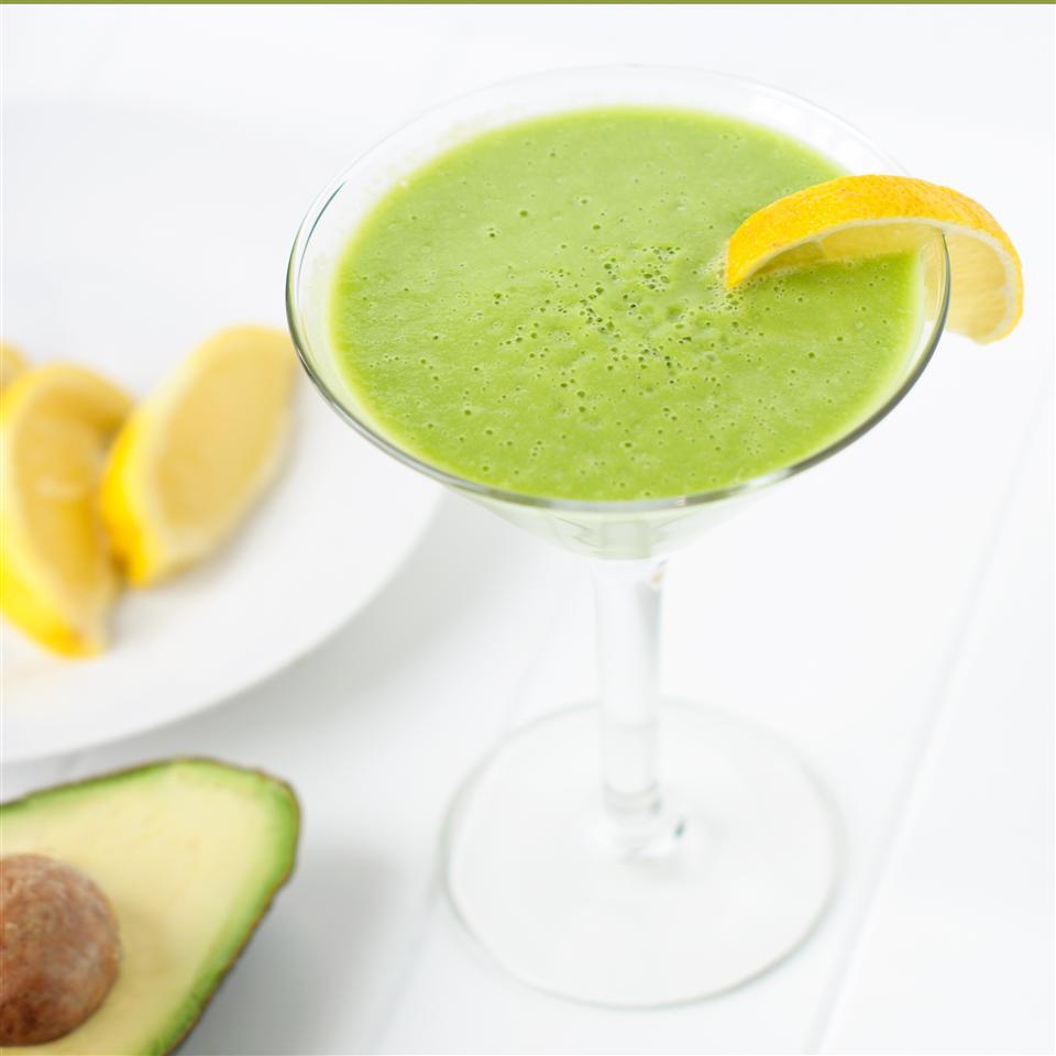 Creamy Green Drink
