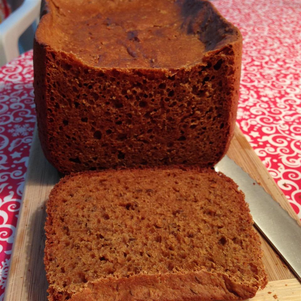 Caraway Rye Bread (for the bread machine) Oksana